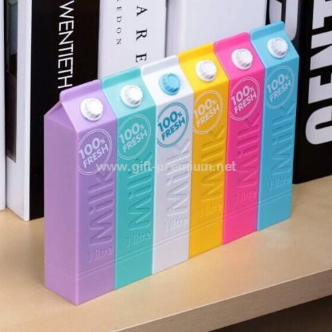 Milk Box Power Bank 2600mAh