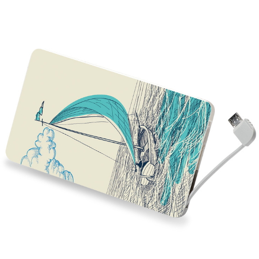 Custom-made Picture Power Bank 4000mAh